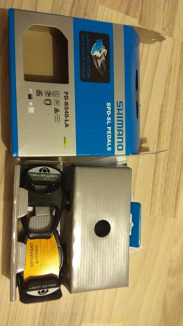 Shimano PD-R540 SPD SL