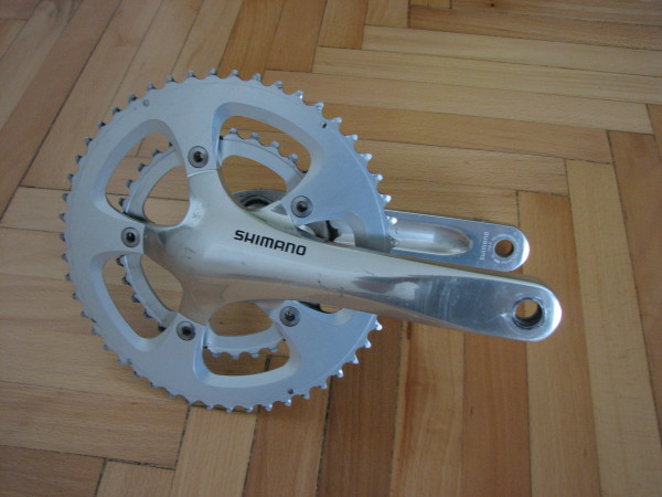 Gonilka Shimano 50/34 - 172,5mm 2x10 speed