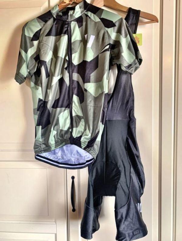 Kolesarski dres VOID 2 Pro velikost M (hlače + majica)