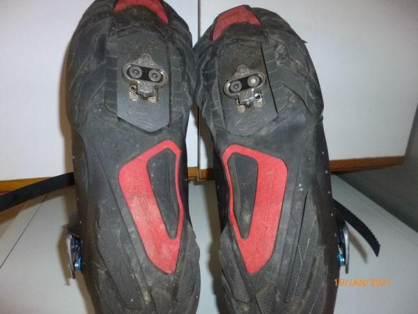 MTB čevlji