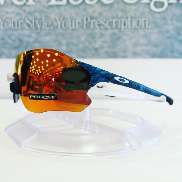Športna sončna očala Oakley EVZero Path, prizm leča
