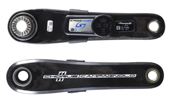STAGES POWER METER CAMPAGNOLO CHORUS
