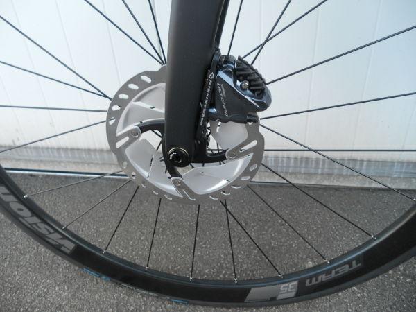 NOVO Cestno kolo Fondriest Dardo 2021 z Shimano Ultgra disk zavore