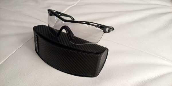 Očala Rudy Project TRALYX SLIM ImpactX Black