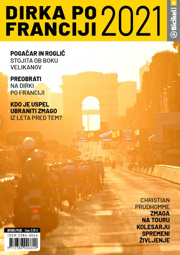 2021 / Bicikel.plus, Tour napoved