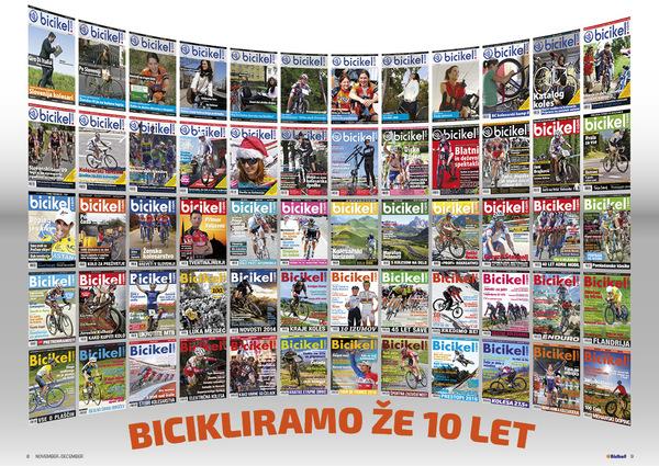 Desetletje bicikliranja