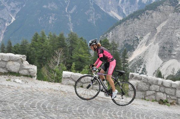 Ženski svet dveh koles: Uresničena največja želja