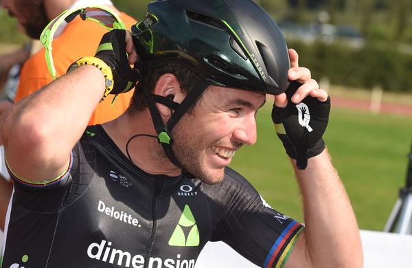 Mark Cavendish: Tu nimam sprinterskega vlaka