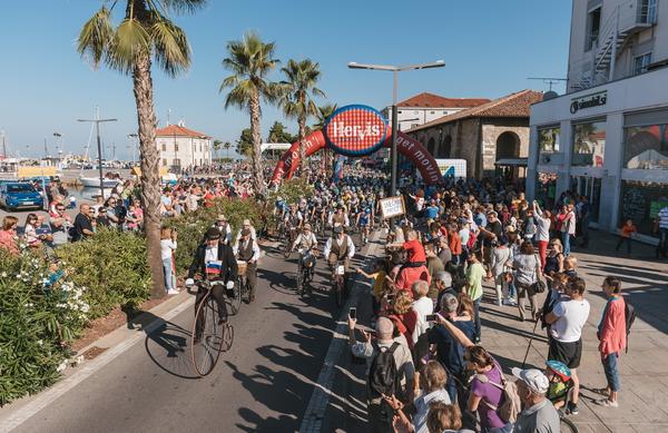Odprte so prijave na 6. Istrski kolesarski maraton