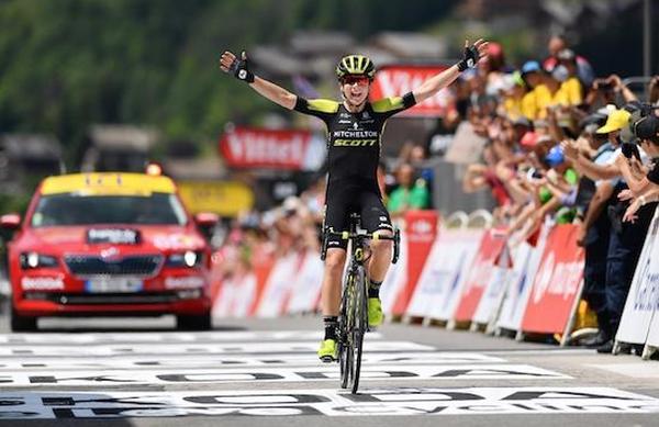 La Course: Van Vleutnova najboljša tudi v Franciji