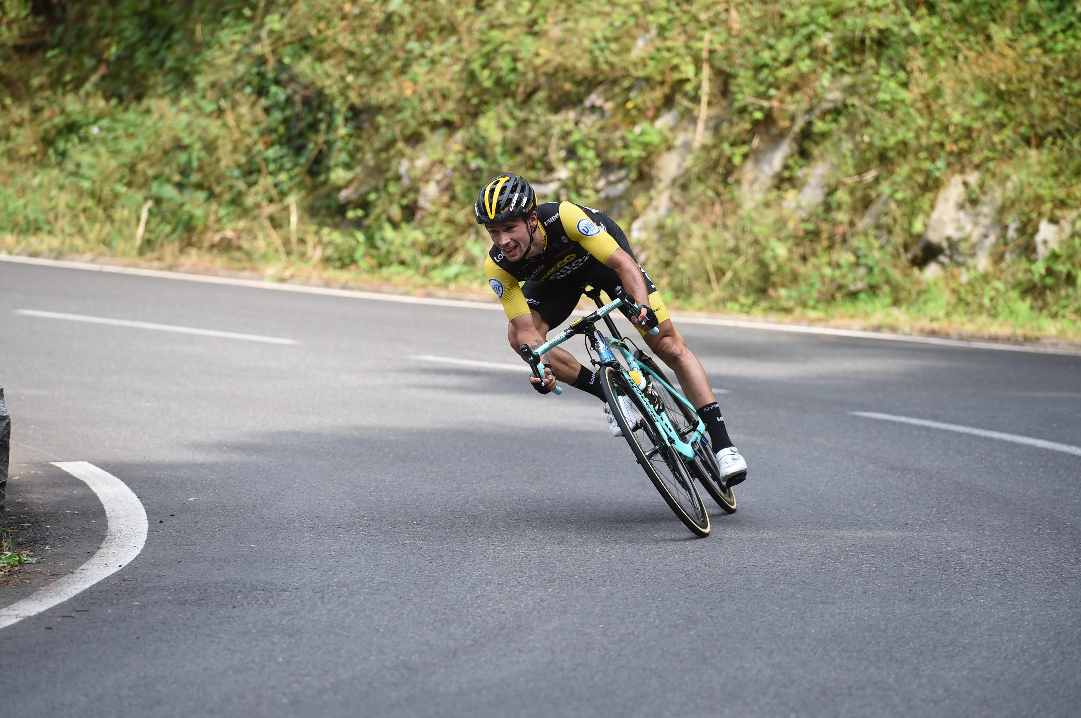 Primož Roglič: Poseben občutek je spet zmagati na Touru