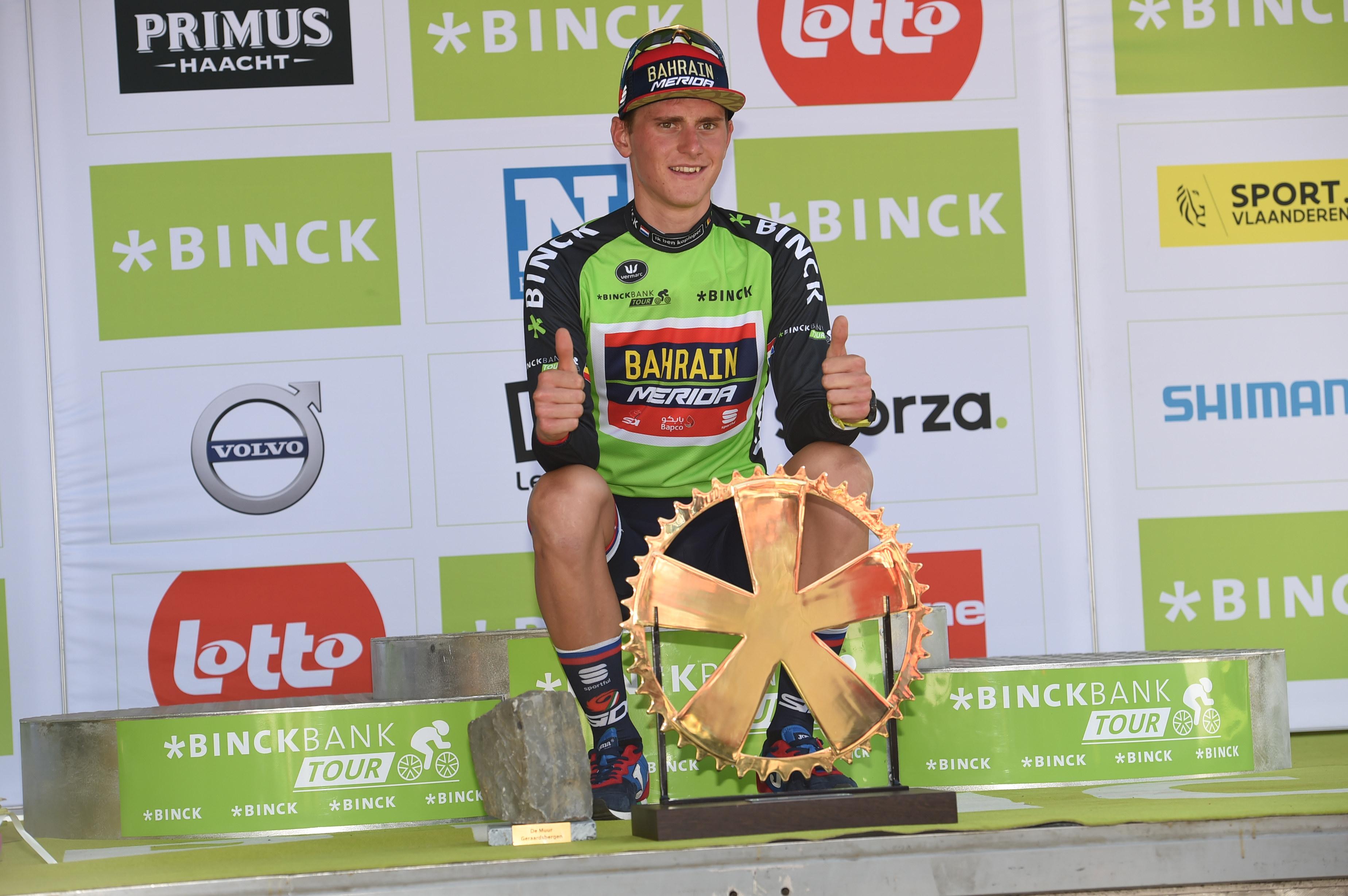 Matej Mohorič do izjemnega uspeha! (FOTO)