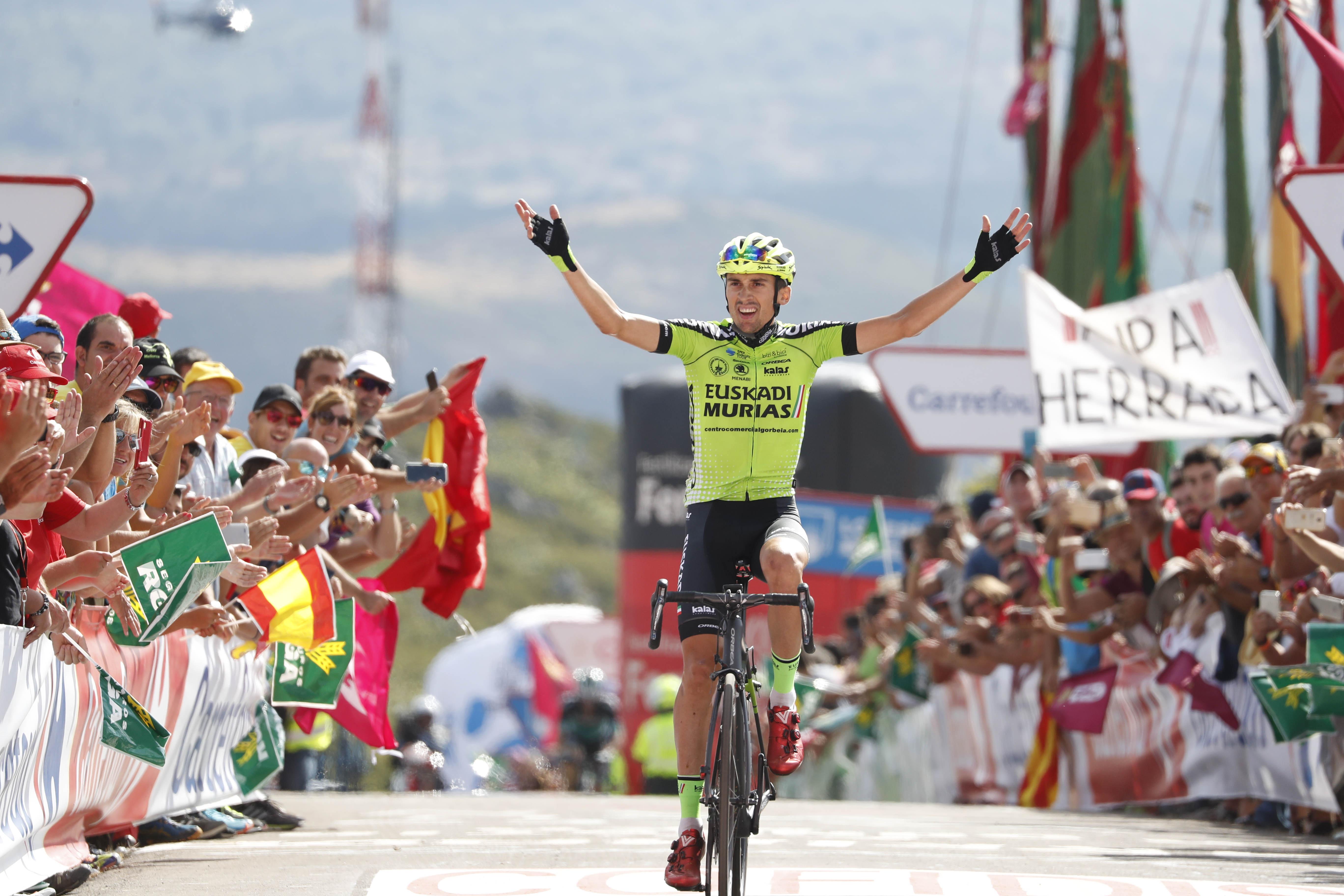 Prvo izmed serije gorskih etap dobil Rodriguez, Quintana pokazal zobe
