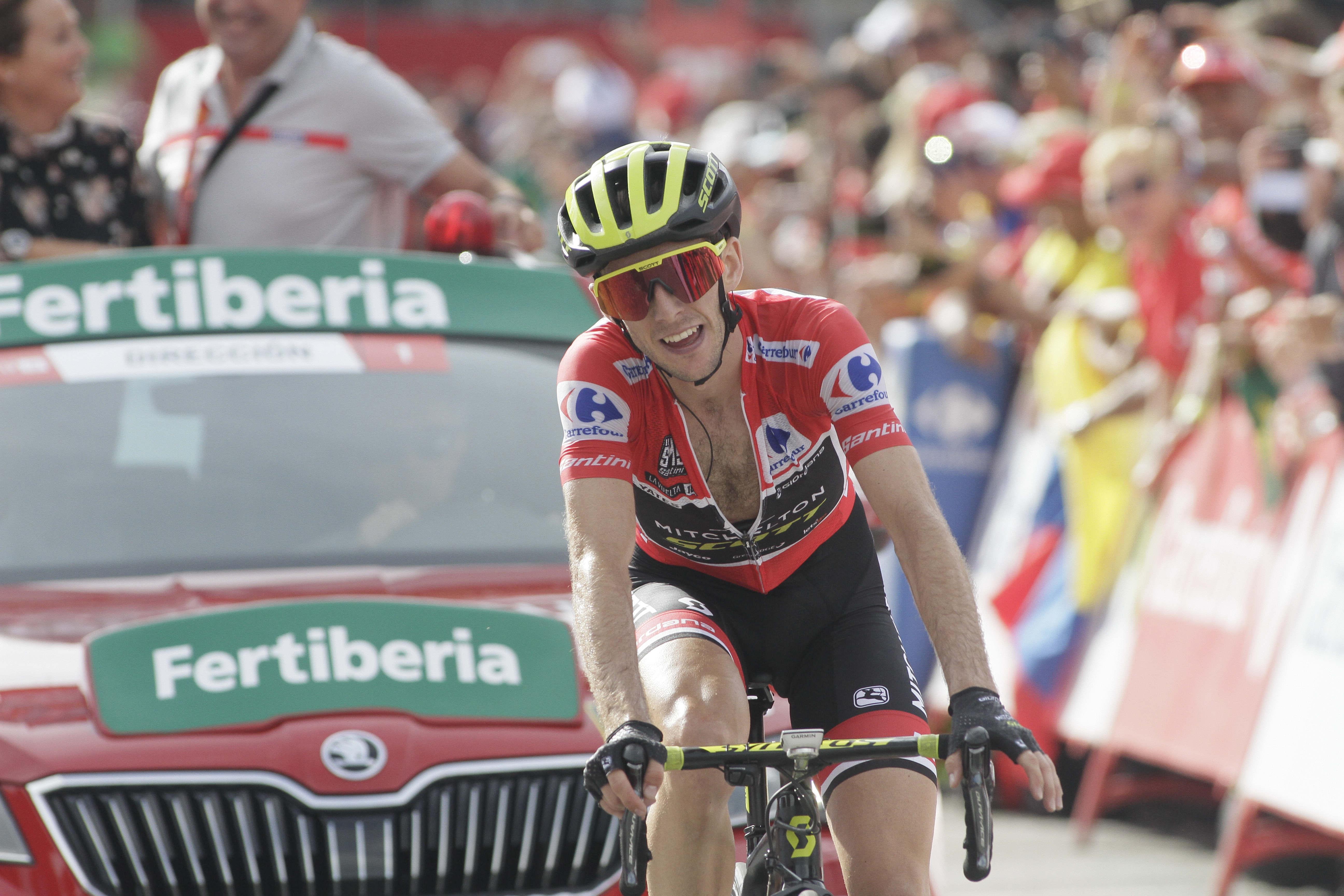 Yates ugnal Valverdeja, Pinot do zmage