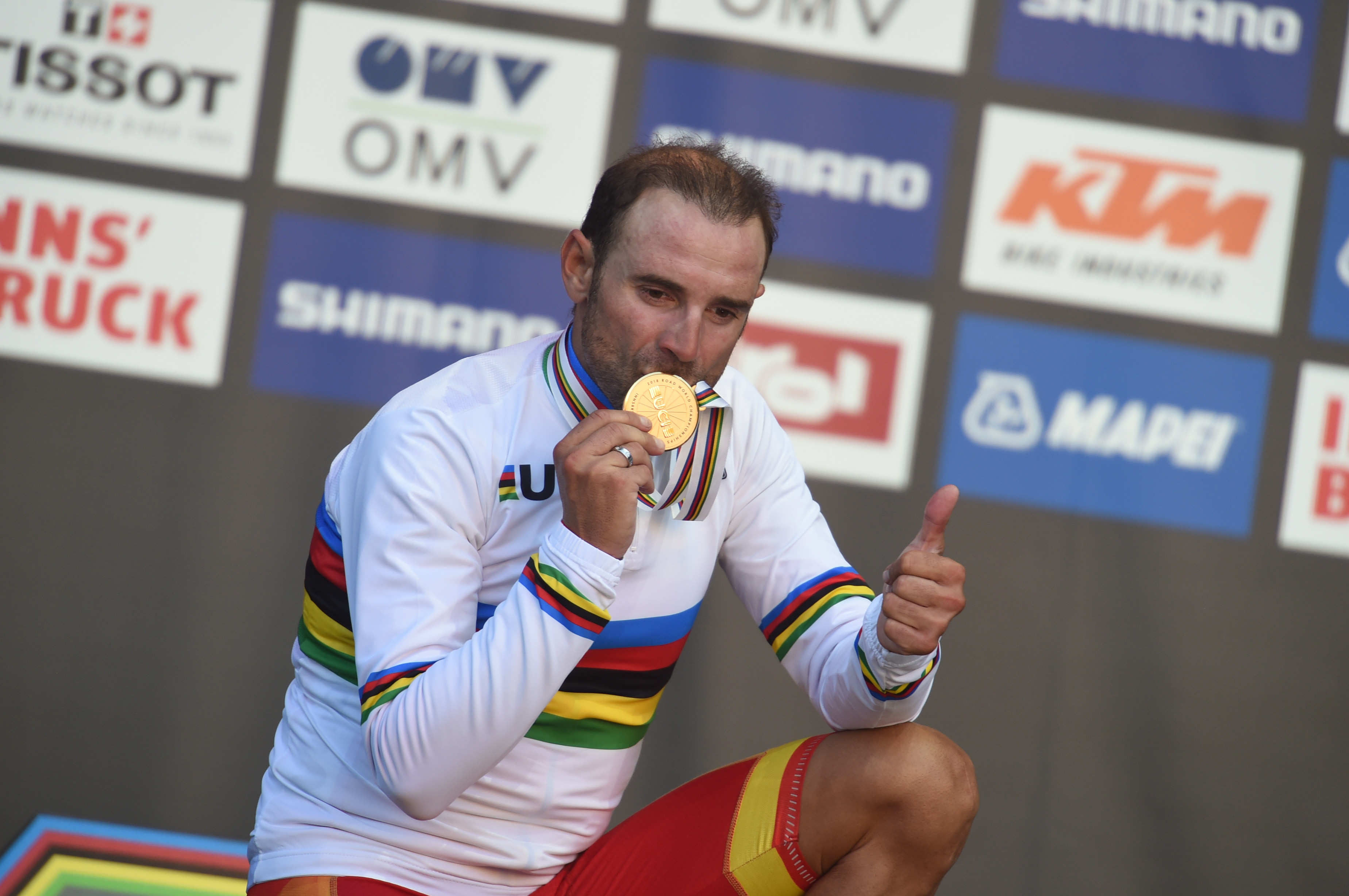 Valverde: Zdaj se lahko zadovoljen upokojim