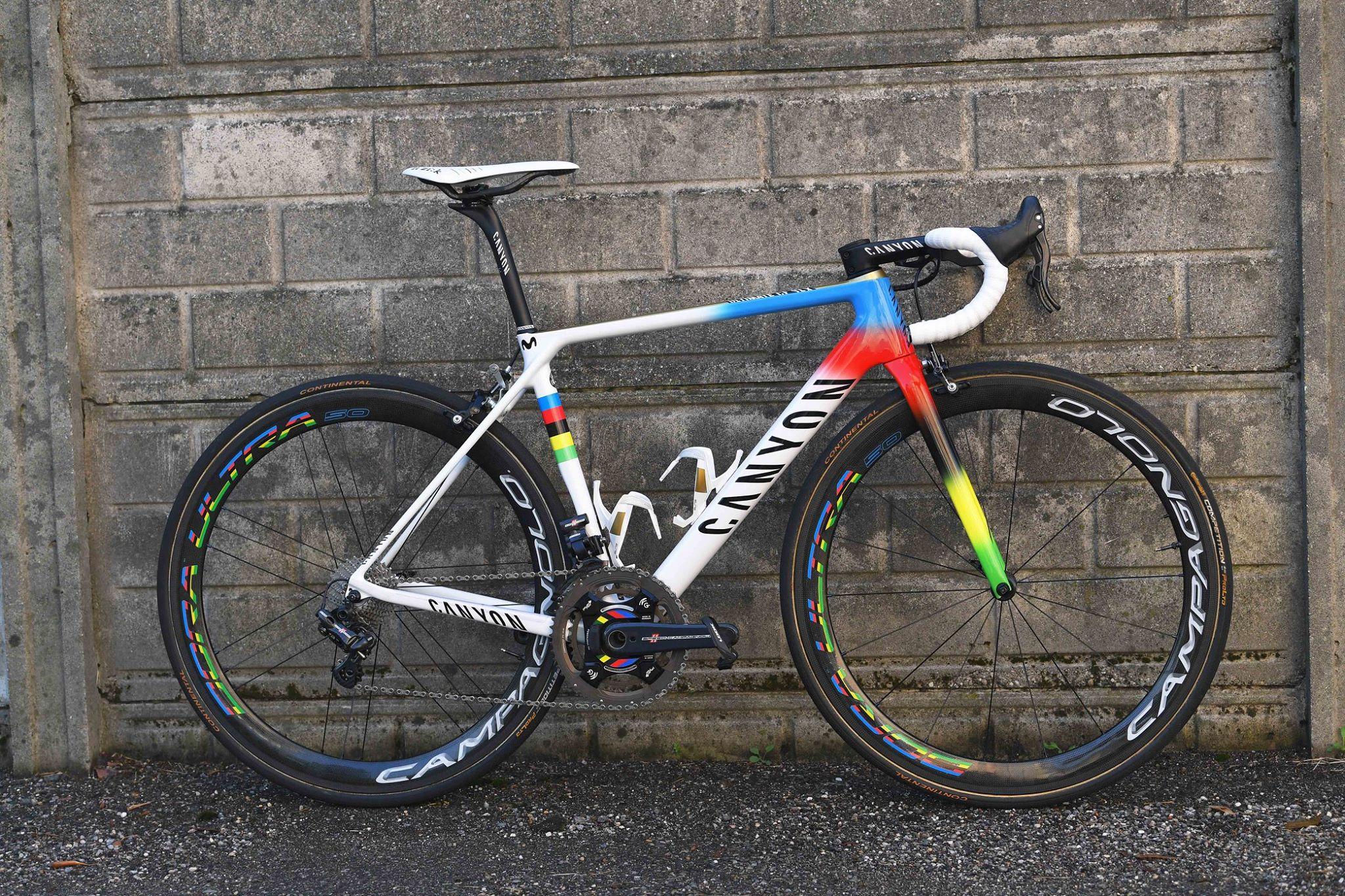 Valverde predstavil kolo mavričnih barv