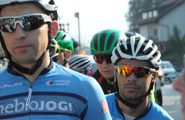 Primorci v novo sezono z mlajšimi kolesarji