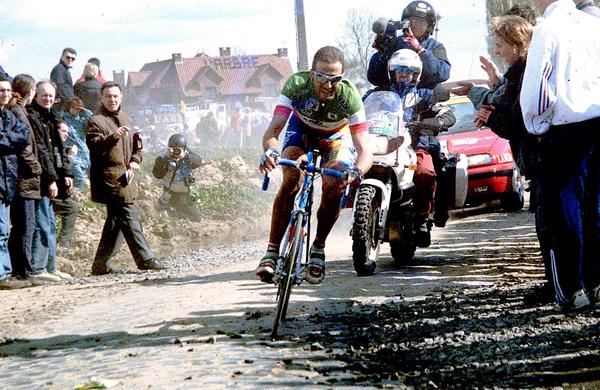 20 let po zmagi, pri 52 letih želi na Roubaix