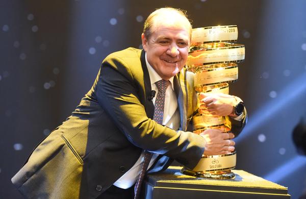 Vegni: Najtežji Giro v zadnjih dvajsetih letih