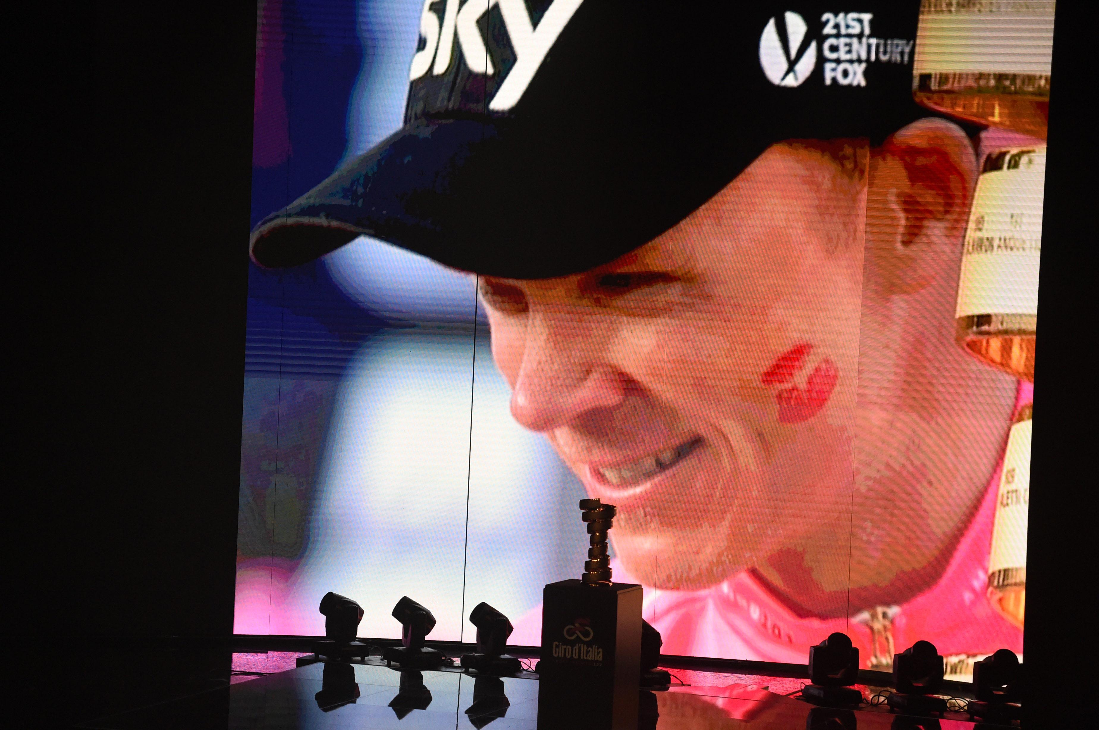 Froome: Giro in Tour? Ni nemogoče!