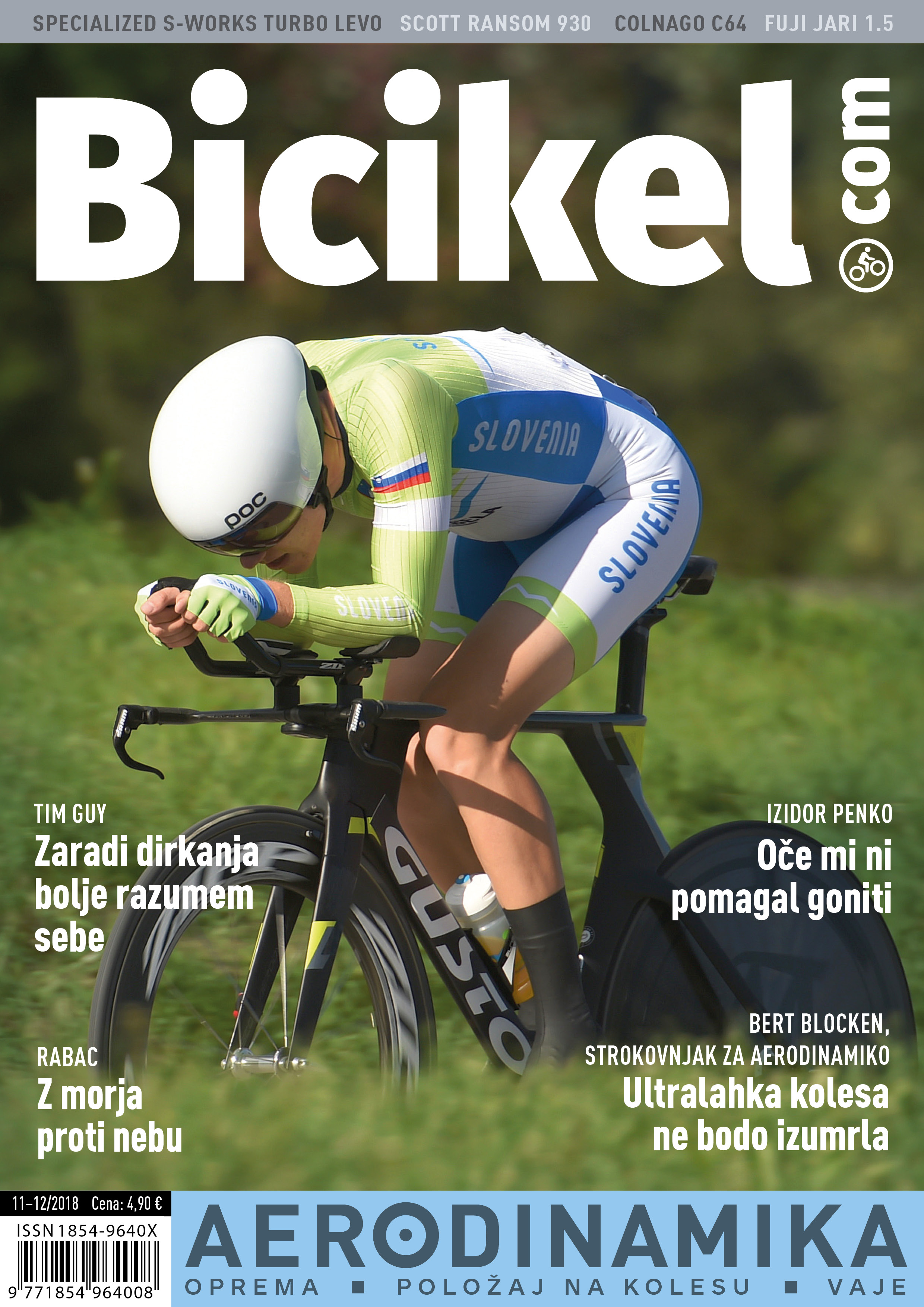 Odločitve -  Revija BICIKEL ( 11-12 )