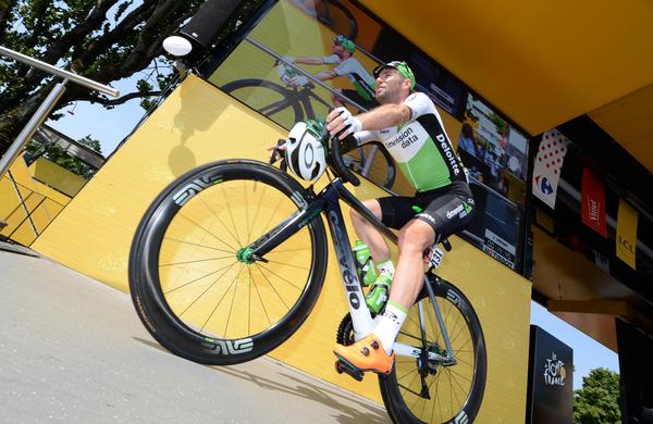 Mark Cavendish in 26 kolesarjev za boljšo sezono