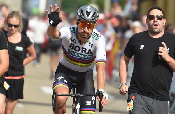 Peter Sagan: Razmišlja o vrnitvi v gorsko kolesarstvo?