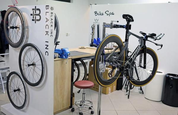 VS Bike, kolesarski butik v Ljubljani