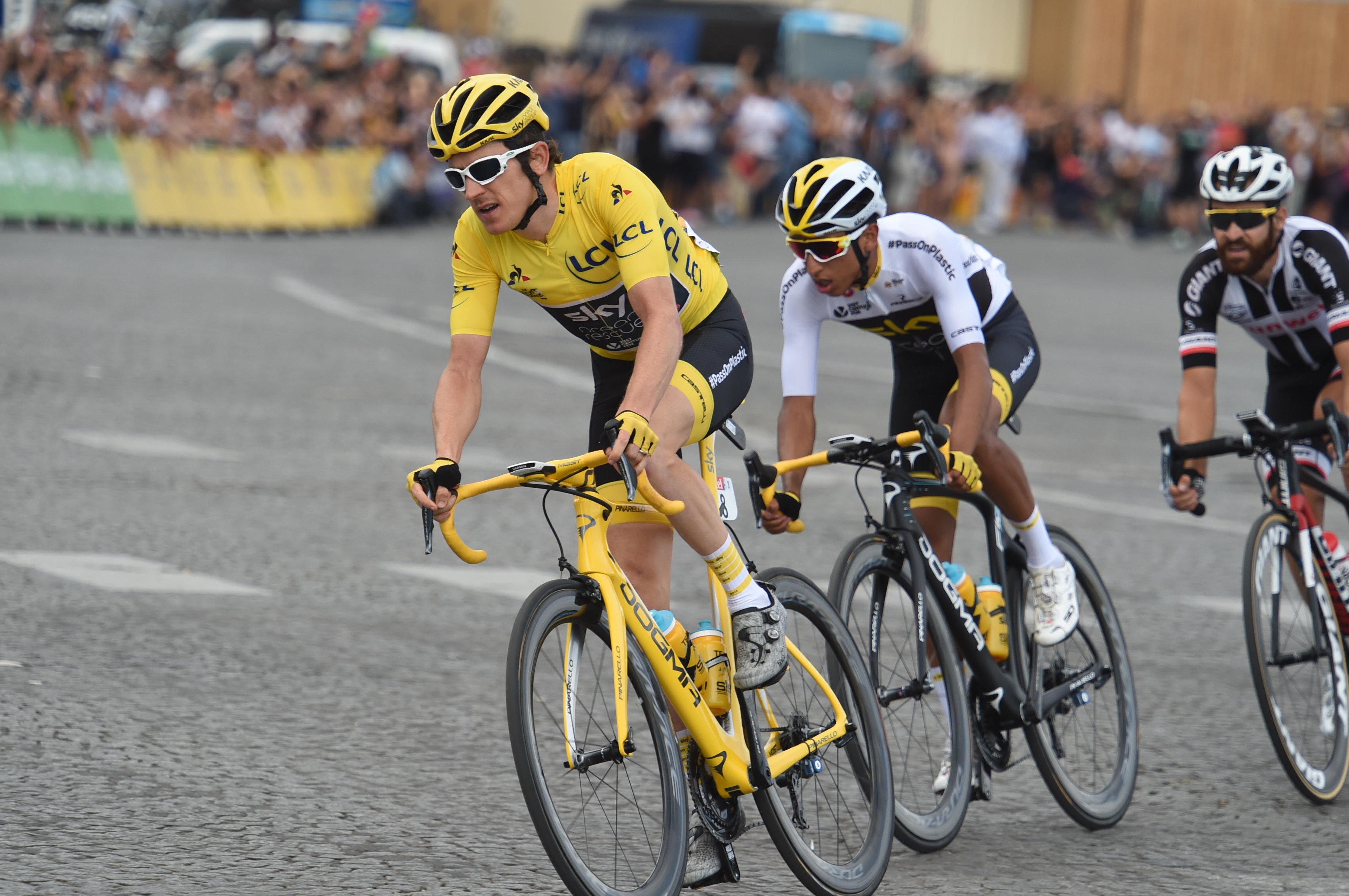 Spoznajmo Giro: Thomasova dokončna zavrnitev?