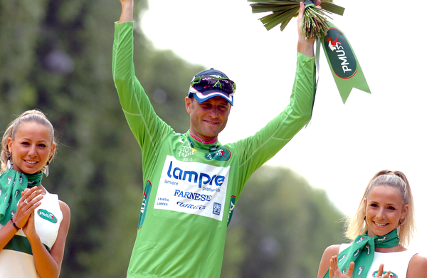 Petacchi in junak slovenskih sprintov na Cape Epic