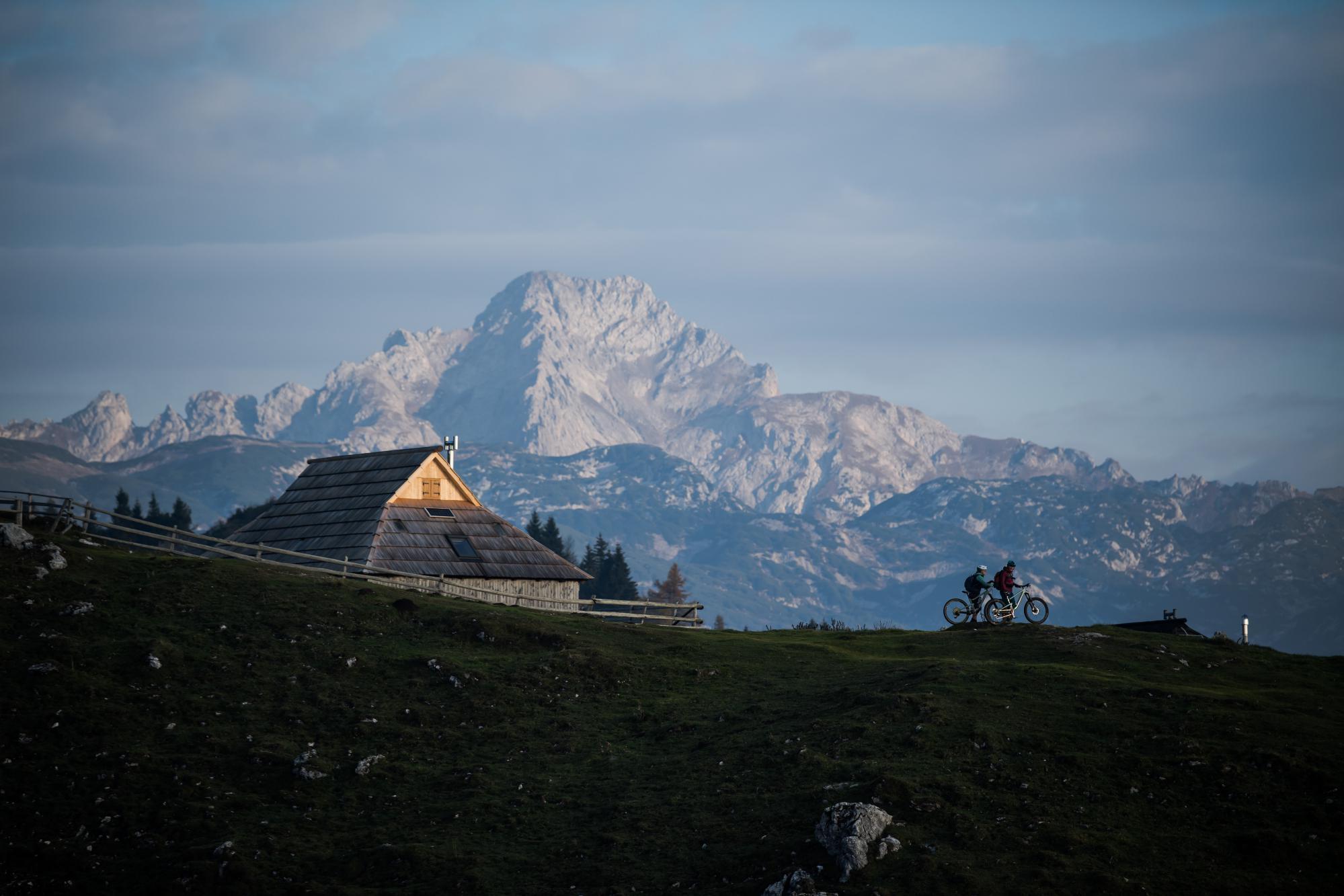 Juliana Bicycles v Sloveniji: Od Gora do Morja (VIDEO)
