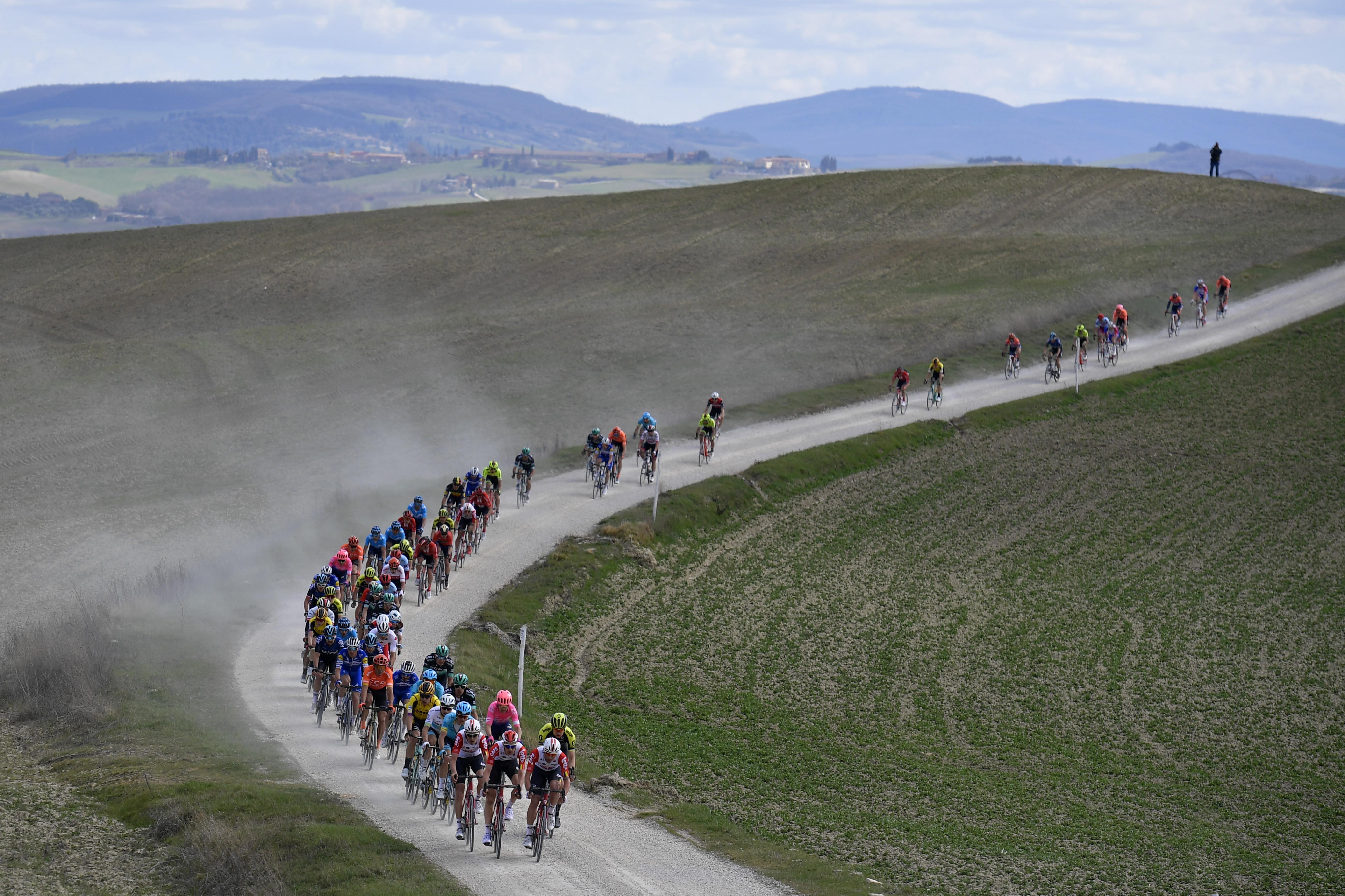 Bele ceste v Toskani: Dvoboj najmočnejših ekip
