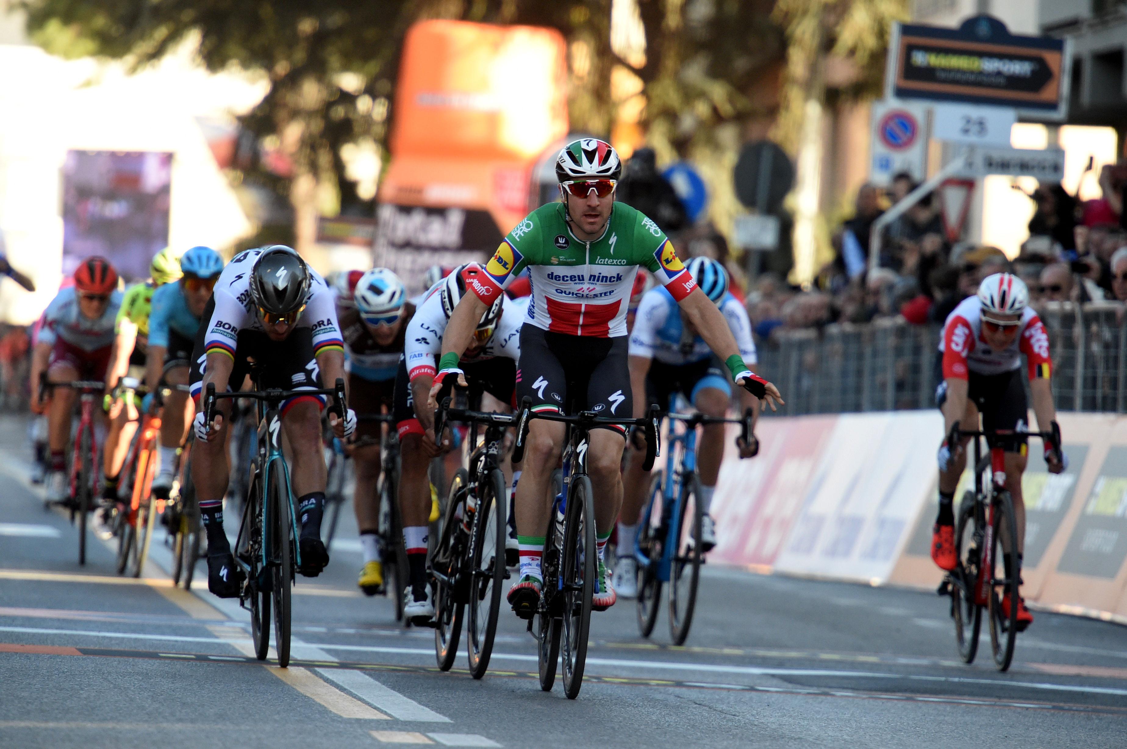 V Italiji in Franciji glavni sprinterji
