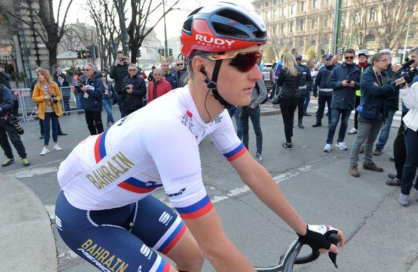 Matej Mohorič: Če si dober, vsako dirko startaš na zmago