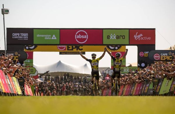 Schurter in Forster zmagovalca Cape Epic 2019