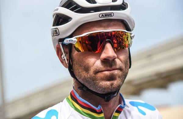 Alejandro Valverde: Ne leta, ampak vse boljša konkurenca