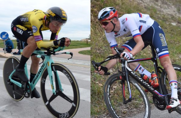 Lestvice UCI: Primož Roglič ostaja 3., Mohorič napredoval