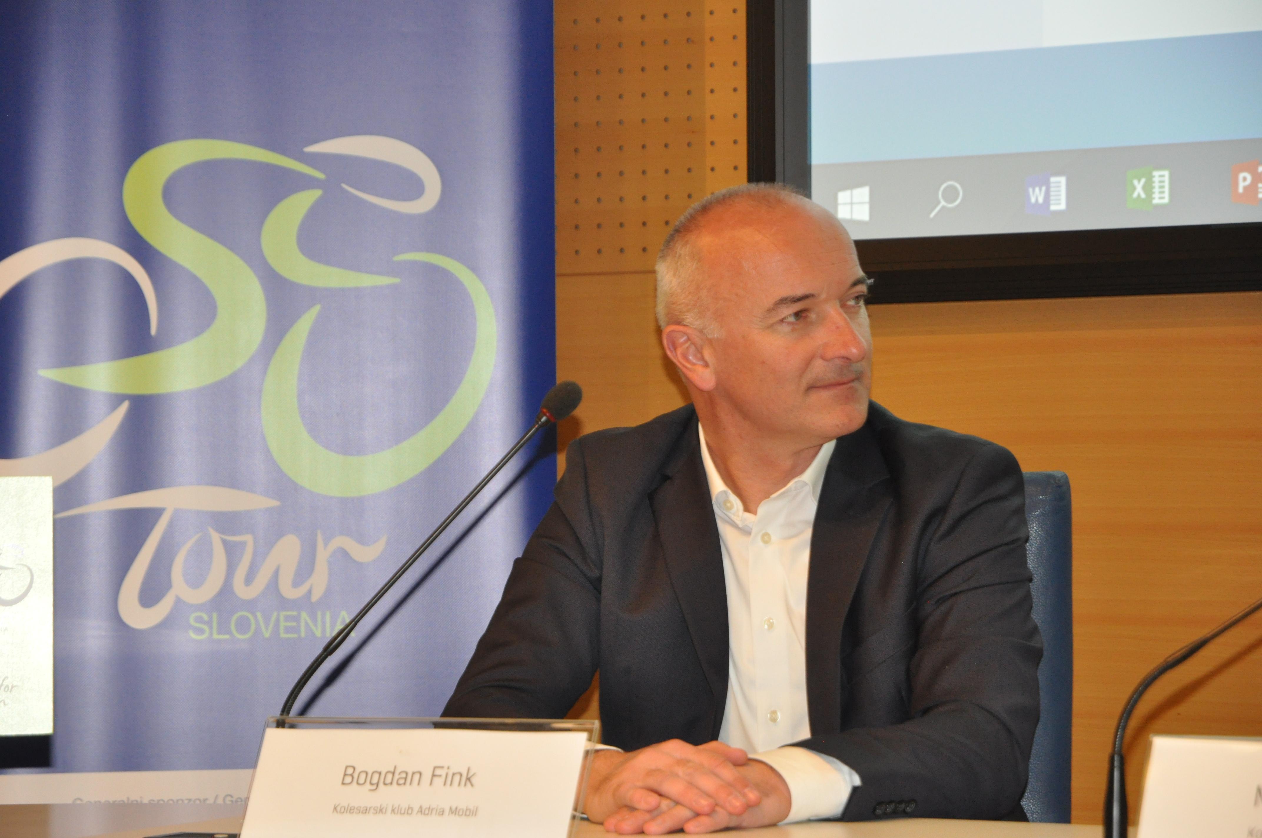 Bogdan Fink: Iz dneva v dan težje etape
