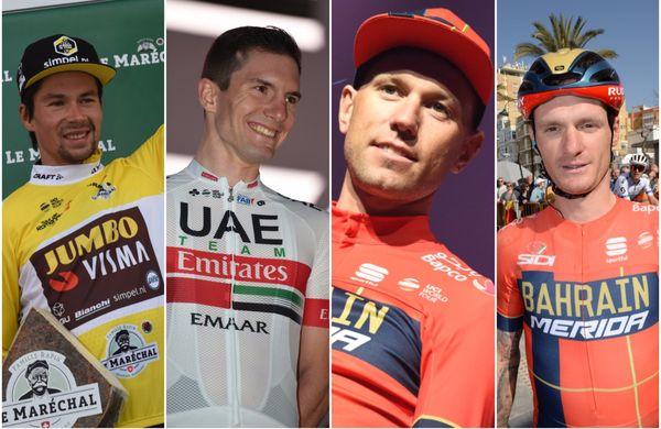 Četverica Slovencev za Giro potrjena!