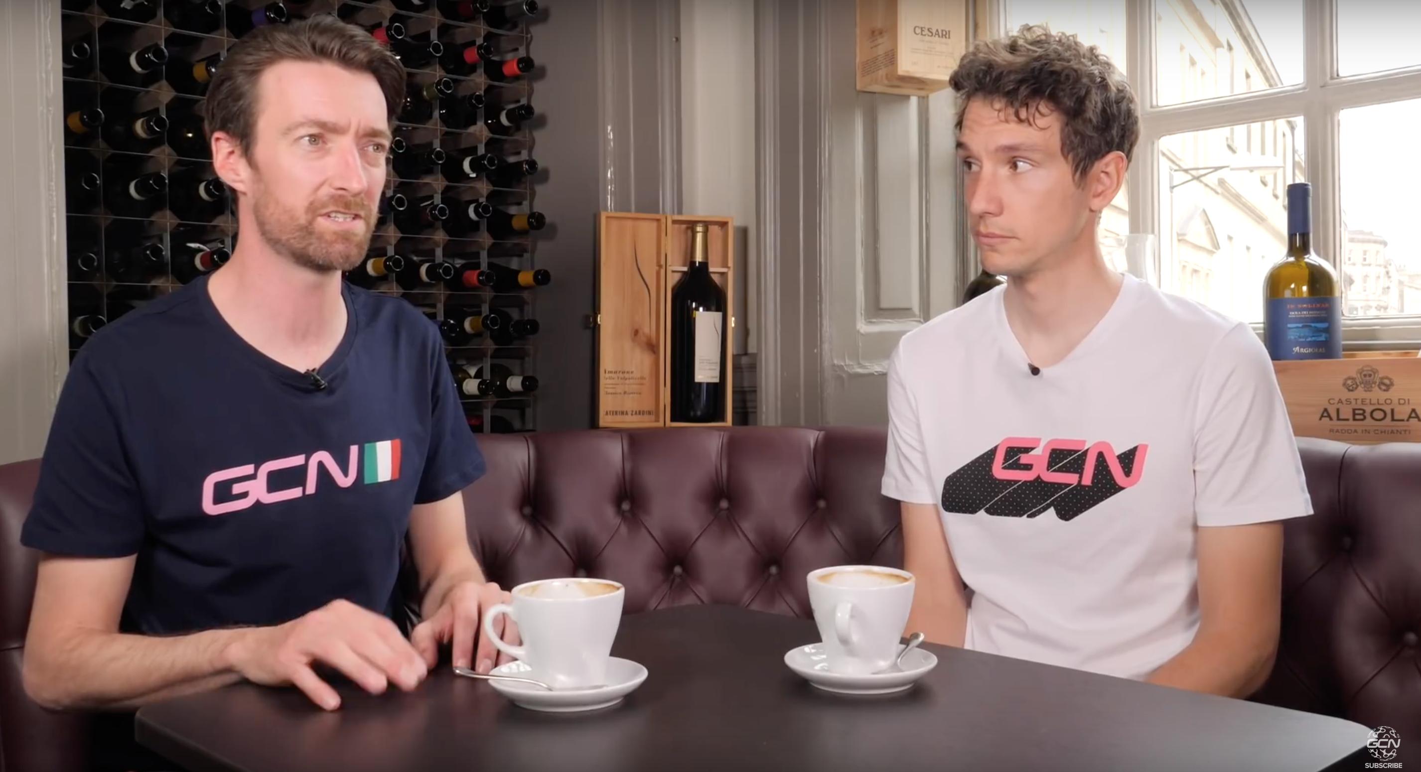 GCN-jev Dan Lloyd izpostavil Primoža Rogliča (VIDEO)
