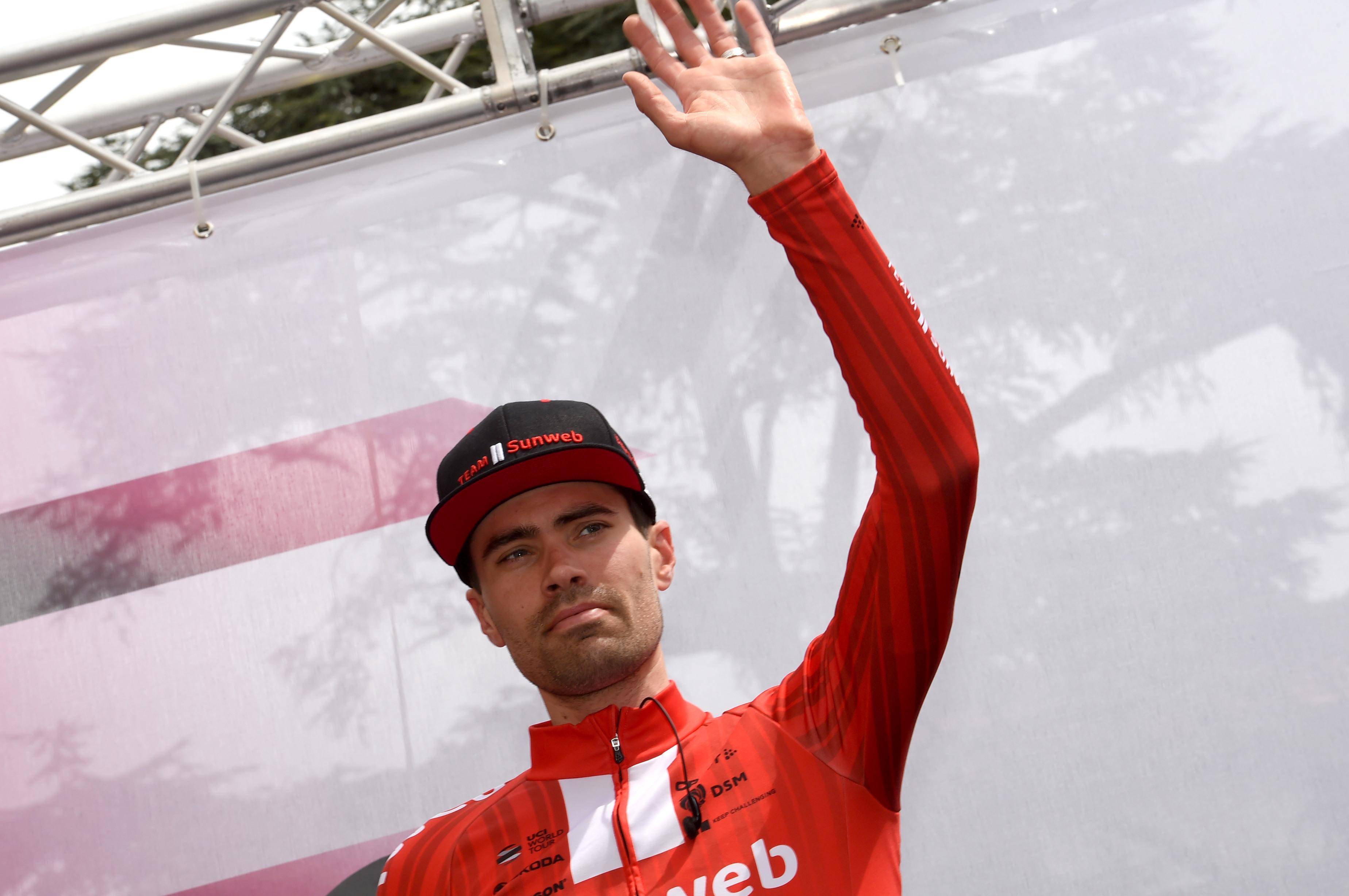 Tom Dumoulin zapustil Giro!