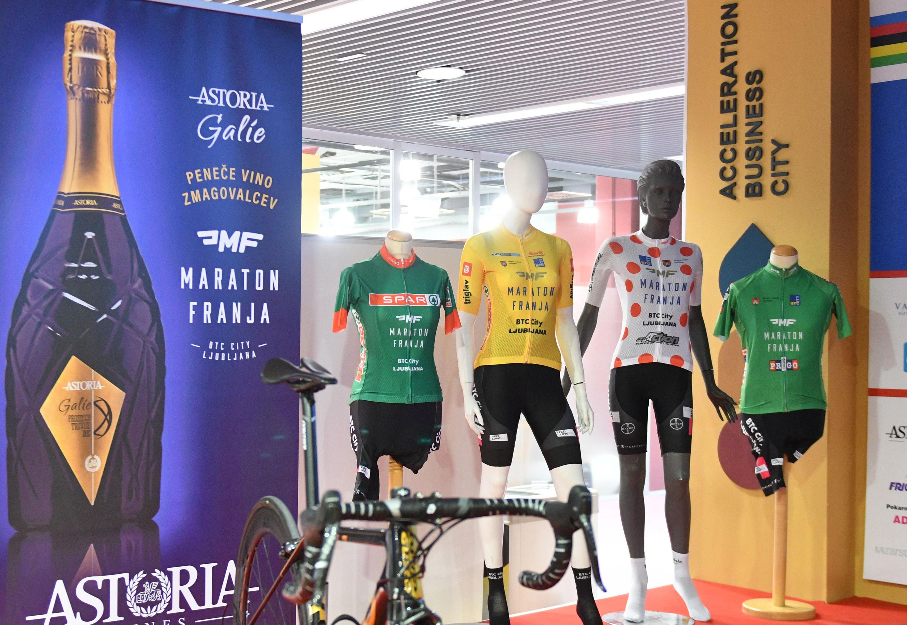 38. Maratona Franja BTC City, pripravljeni na nove kolesarske preizkušnje