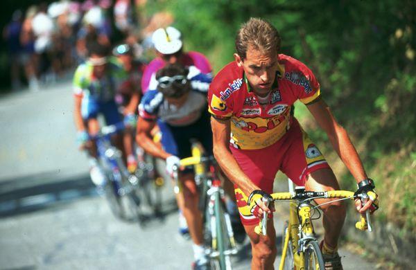 Pred 20 leti na Mortirolo več kot dve minuti hitrejši