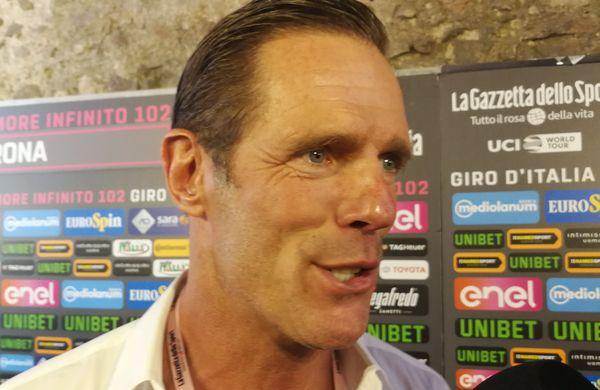 Mario Cipollini: Rogliču bolj ustreza Tour kot Giro