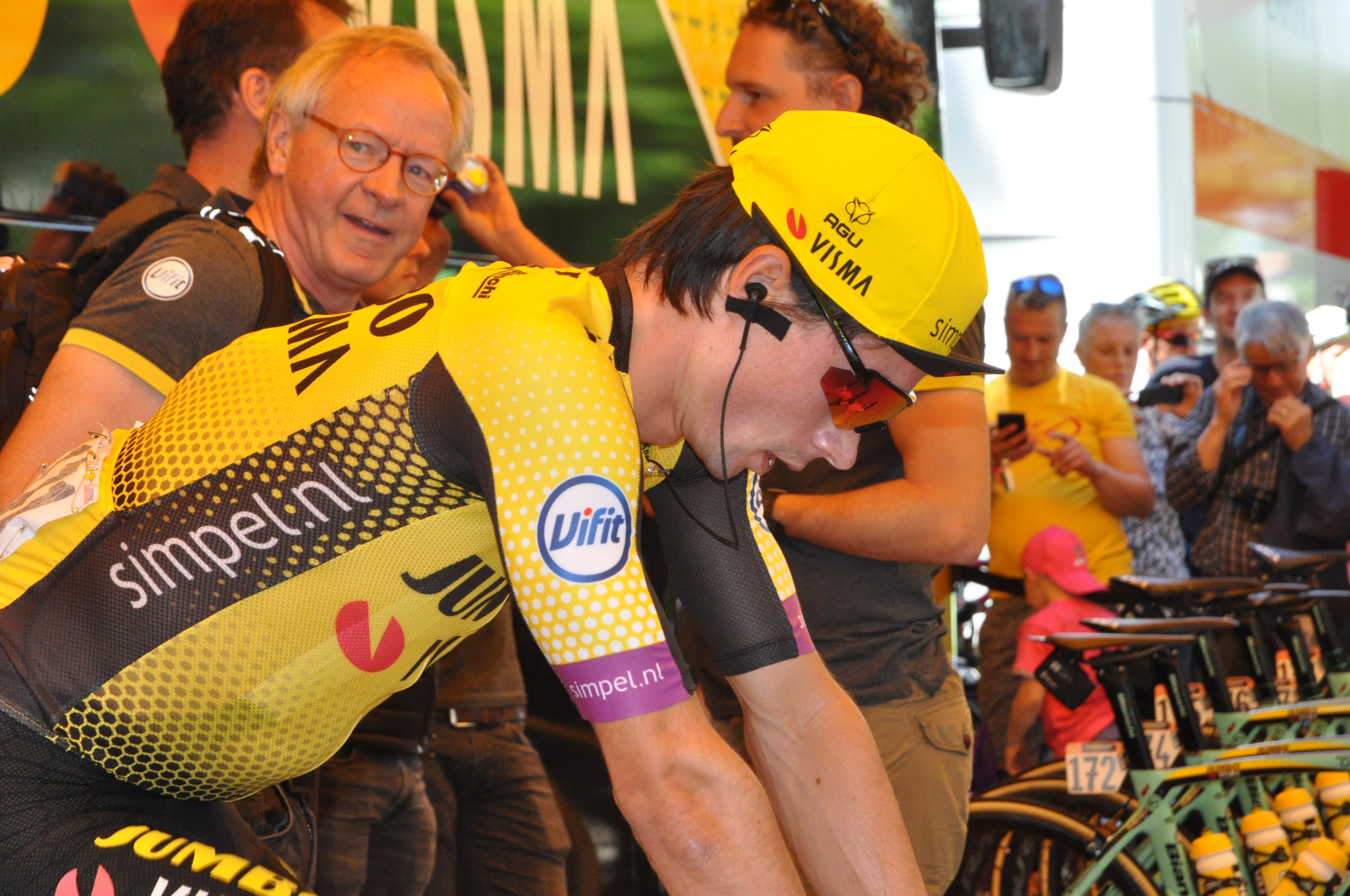 Primož Roglič in Tour: To mi je pobralo več energije, kot sem sprva načrtoval