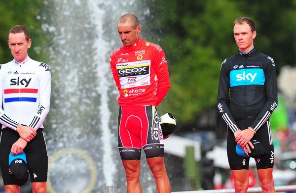 Bo Froome dobil Vuelto 2011?