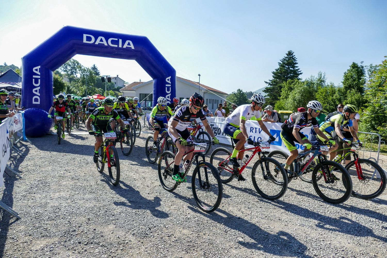 Slavnik ponovno navdušil gorsko kolesarske navdušence