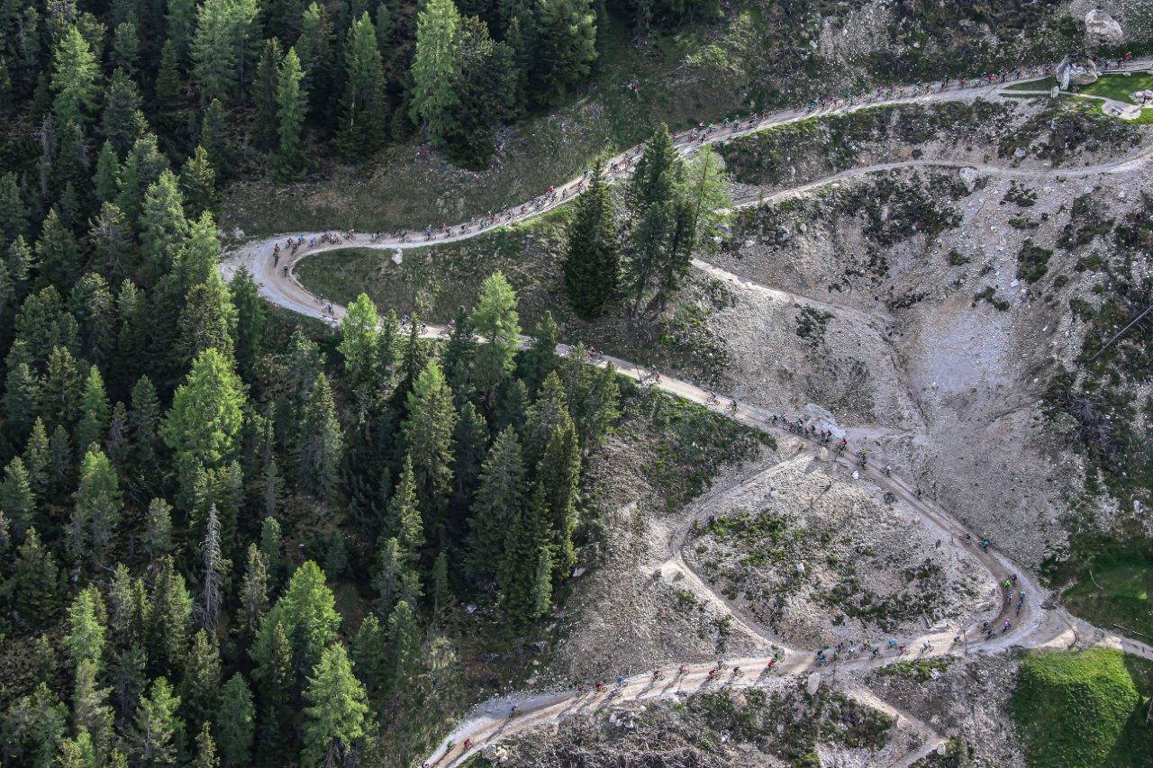 10. izvedba maratona Hero Dolomites