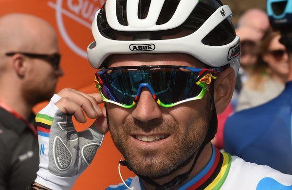 Rumeni kandidati: Alejandro Valverde