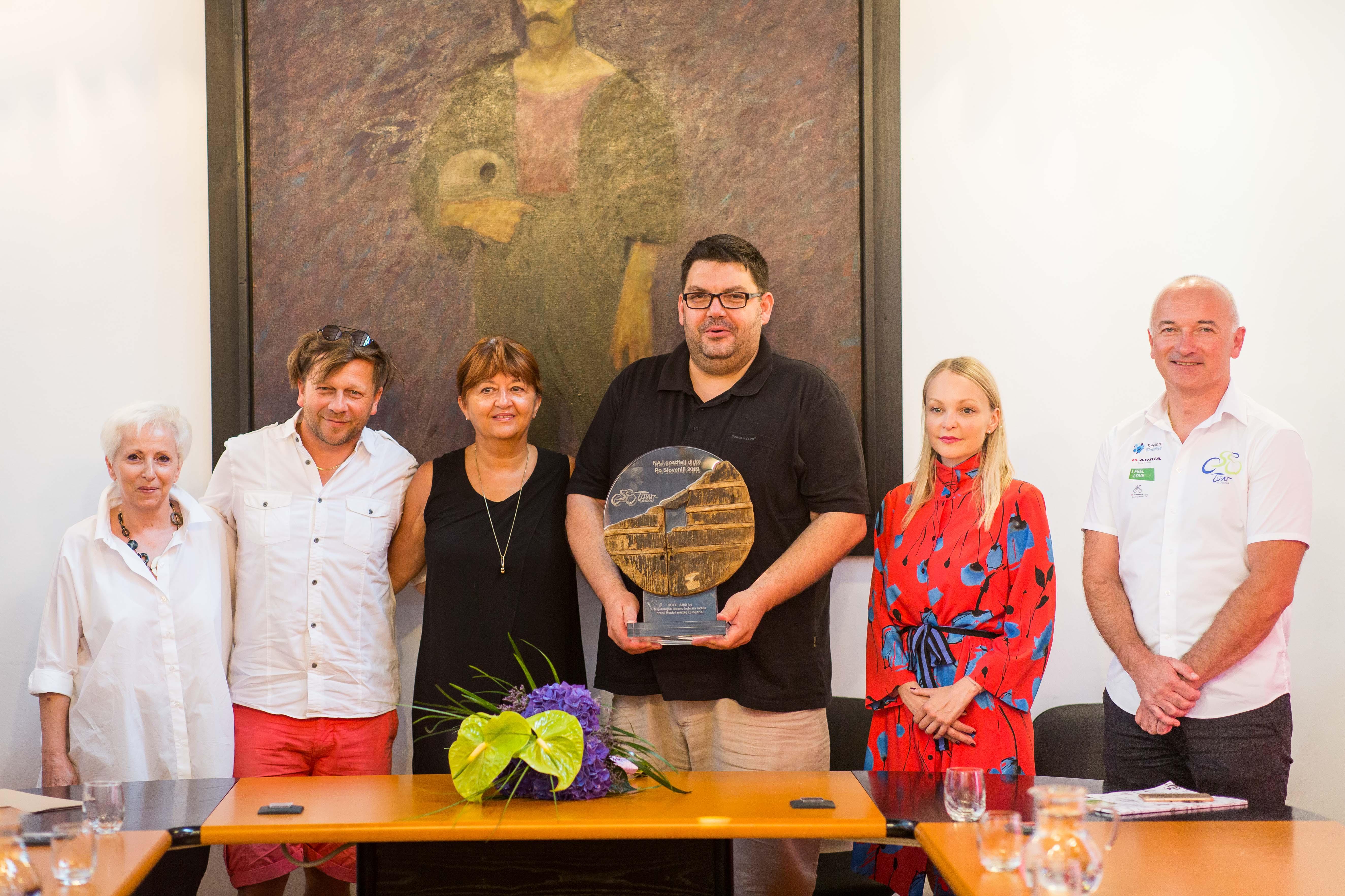 Slovenija: Idrija je najboljši gostitelj